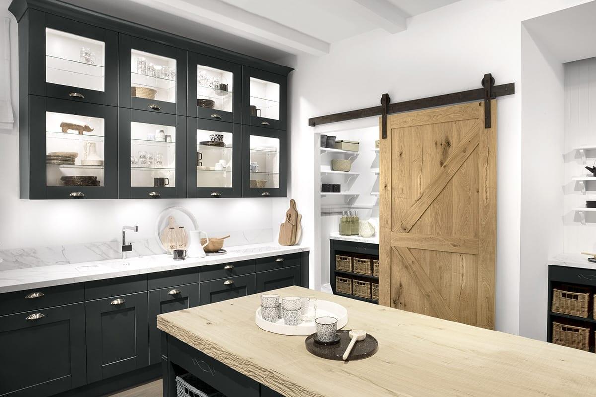 3. Velvet Blue Shaker Kitchen - Haus12, Newcastle