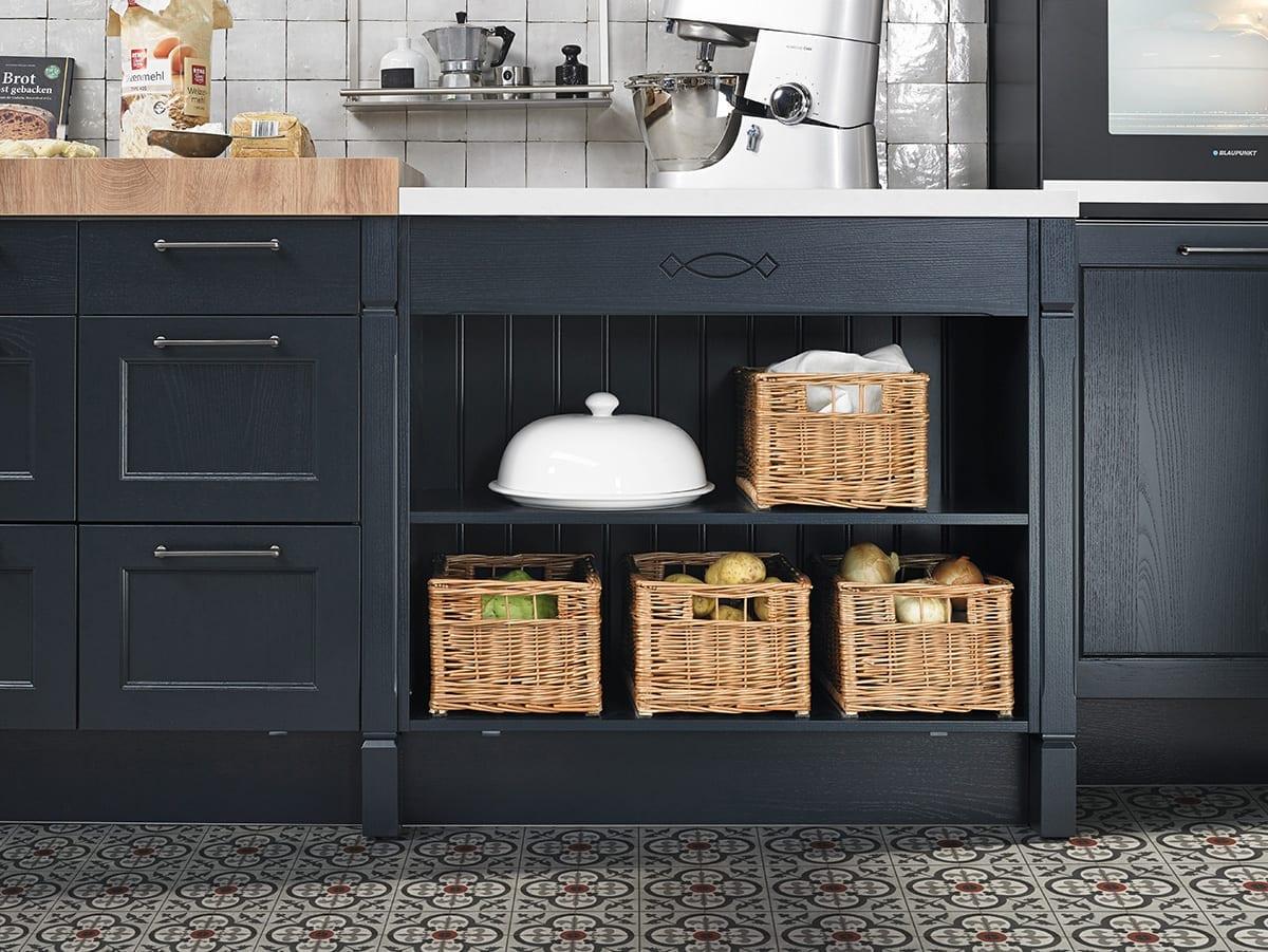 Blue Velvet traditional kitchen - Haus12, Newcastle